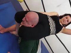 mixed wrestling 25