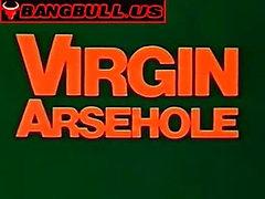 Vintage Virgin Arsehole
