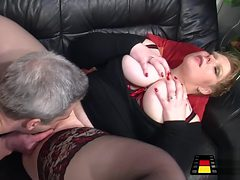 Fat Girl with Monster Tits