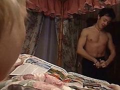 Mario Salieri. Vacanze Di Capodanno. Scene 2 (Try somet...