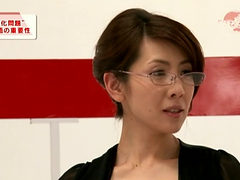 Japanese News Caster Sex On Live Tv