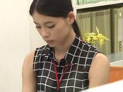 Beautiful Japanese Schoolgirl Sucks And Fucks