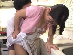 Japanese Mom Getting Fucked Very Hard