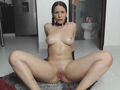 a cam-slut, a toilet bowl and a fridge