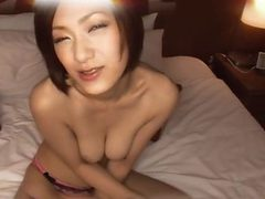 Nene Iino Cant Wait To Swallow After Harsh Porn Moments