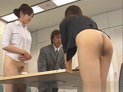 Free jav of half nude japanese chicks film
