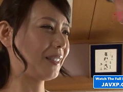 Japanese Mom Fucks Stepson