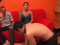 Feet Cuckold Slave Day