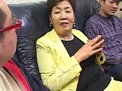 Asian Grandma Nanase Yuu Fucked Hard