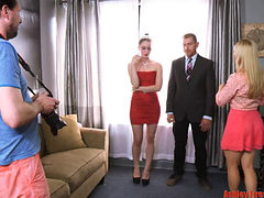 Blonde Stepsister Fucked By Her Stepbrother