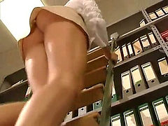 German very hot office sex. Beautiful hottie (Try somet...