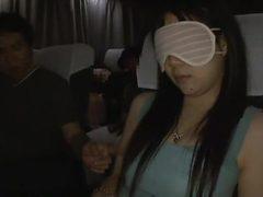 Amazing Japanese chick Ryoka Yuzuki, Sena Ayumu, Yuuka ...