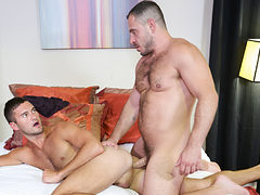 Austin Carter & Marc Giacomo in Frustrated Lover Video ...