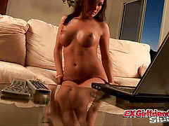 Enticing exgirlfriend slut Kate
