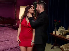 Family Traditions: Anal Milf Step-mother Trains Son's B...