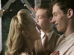 Queen and Country (2014) Vanessa Kirby, Aimee-Ffion Edw...