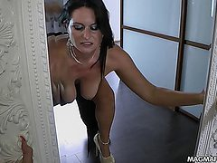 Magma Film Horny German Milf Takes A Big Dick Hard And ...