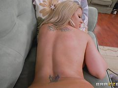 busty milf was banged by her masseur