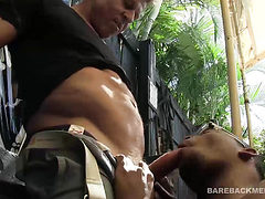 Daddy Peter Fulton Barebacks Donny Ray