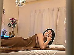 Bridal Salon Massage Spycam