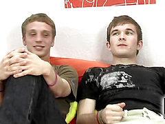 Gabe and Jackson Double Stroke