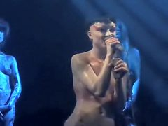 Grausame Tochter Nude Rock Show Live WGT
