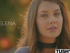 Tushy First Anal For Model Elena Koshka