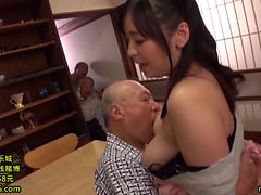 Asian Girl Having Fun