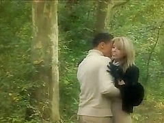 Teen gets screwed by two in nature (Try something diffe...