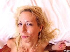 37yo Milf's 1st Adult Video