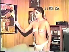Chrissy And Her Daddy Home Video