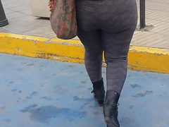 Big ass in Chile