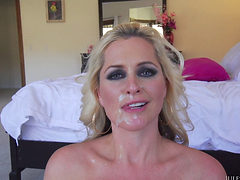 Dirty Milf Gets Big Black Cocks