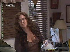 Joely Fisher Jerk Off Challenge