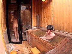 Reiko Kobayakawa Incest  Shock Traveling Mom And Son Pa...