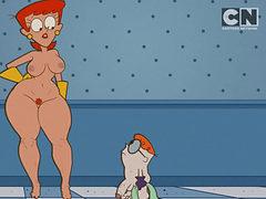 Dexter's Laboratory Porn