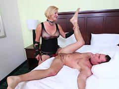 Brianna Punishes Her Cuck 6: Strapon