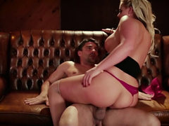 Blonde Stepsister Gets Fucked Hard