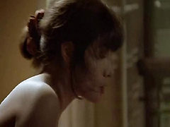 Marie Trintignant Nude in various scenes hanging out wi...