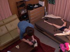 Japanese Drug Rape Crime Scene