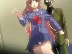 Anime hentai girls get punished