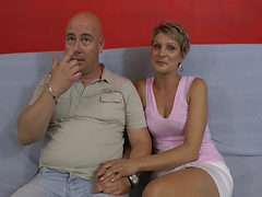 Soisic A Milf Blonde Very Greedy