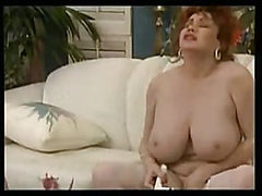 Busty Mom Analed by a Young Teen