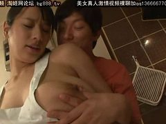 Seducing Next Door Neighbor Hana Haruna