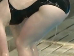 Brooke Schultz and Bacon amazing White ass