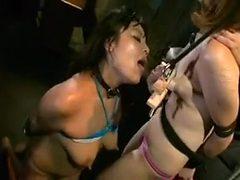 Dairy adventure Asian women Part 2