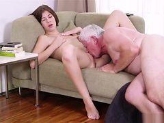 Rita with oldman