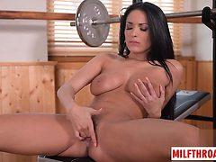French milf sex with orgasm