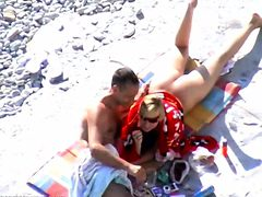 Cap dagde beach voyeur 3 swingers sex beach