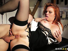 Danny D pulls out his pole to fuck incredibly hot Tarra...